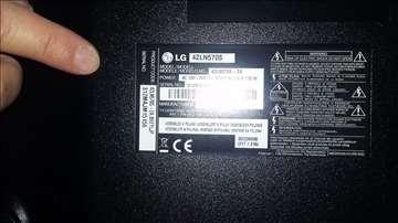 Prodajem TV LED  LG 42LN570S