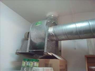 Ventilacija, industrijska