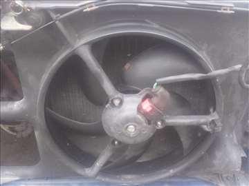 Vezni lim ventilator i hladnjak prsa pezo 206