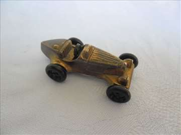Kinder autić Ferrero, 1:87 metal, očuvan