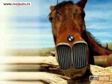 BMW 320, u delovima