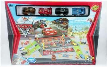 Cars Garaza - Super parking (Novi model)