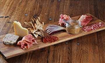 Jedite sa drvene ploče