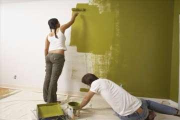Čišćenje posle građevinskih radova