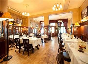 Čišćenje restorana, klubova i kafića