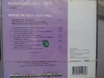 Ravel - Bolero , Manuel de Falla - El Sombrero de