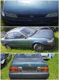 Toyota corolla 100