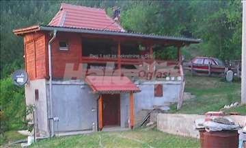 Kuća Mokra Gora 80m2 i 85,21a zemlje prodajem