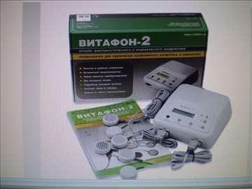 Prodaja prevedene knjige aparata Vitafon 2