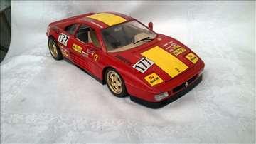 Burago Ferrari 348 TB, 1:18, Italy, očuvan