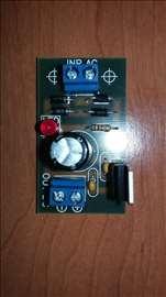 Napajanje kontrole pristupa sa interfona