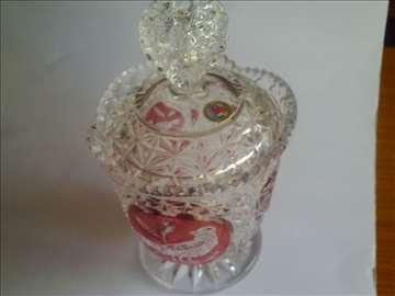 Hofbauer kristal satula sa poklopcem