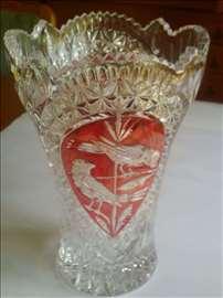 Hofbauer kristal vaza velika