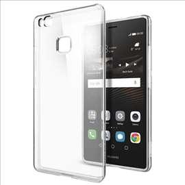 Kristalno čista maska za Huawei P9 Lite