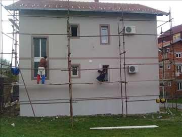Krečene Gletovanje Fasade Rigips Smederevo Beograd