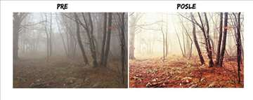 Obrada fotografija i fotografisanje