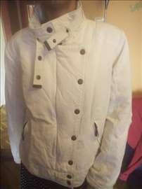 Prelepa jaknica bela - postavljena, 42