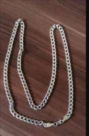 Srebrni muški lanac 925