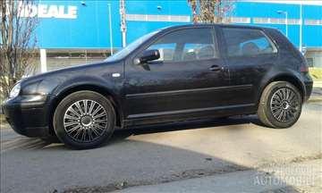 VW Golf IV 1.9 tdi uvoz