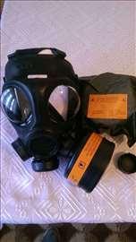 Nova gas maska C4 + na poklon 2 filtera