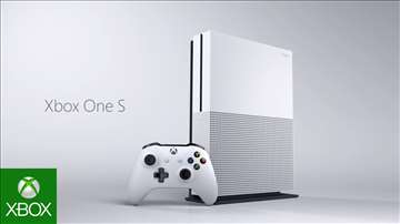 Xbox One S nov, neotpakovan, veoma povoljno!!!