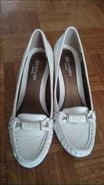 Bele ženske cipele, br. 37
