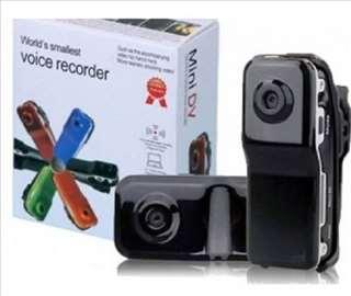 Mini kamera DVR - novo