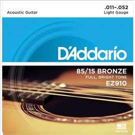 Dadario EZ 910, 011 - 052 žice za akustičnu gitaru