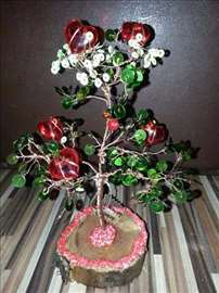 Drvo sreće - unikatni ukrasi
