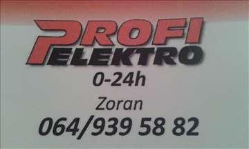 Električar Bežanijska kosa, Novi Beograd