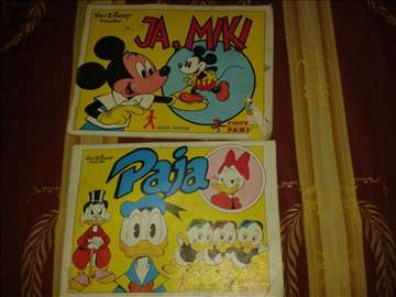 Ja, Miki & Paja, 2 albuma