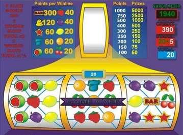 Program za poker aparate
