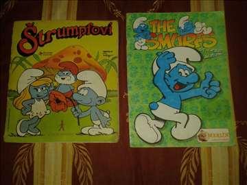 Štrumpfovi 1984. & 1996, 2 albuma