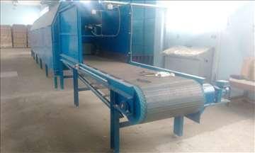 Sušara automatska za sušenje furnira