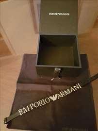 Prodajem musku Emporio Armani narukvicu povoljno!!