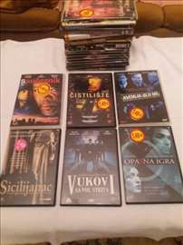 Totalna rasprodaja - 26 original DVD filmova