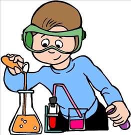 Časovi hemije za osnovce i srednjoškolce