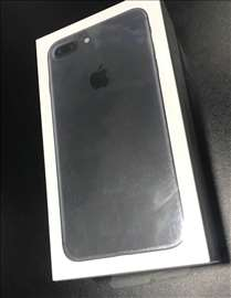 iPhone 7 Plus 32GB Matte Black - MTS- novo, vakuum