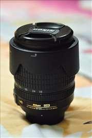 Objektiv Nikon 18-105mm VR - novo/domaća garanc.
