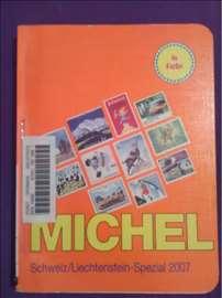 Švajcarska Michel specijal