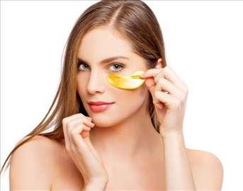 Zlatna maska za ispod očiju sa bio-kolagenom