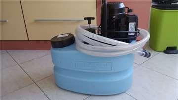 Čišćenje kamenca iz vodovodnih cevi