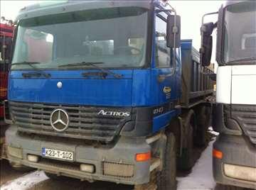 Mercedes-Benz 4143 8x6