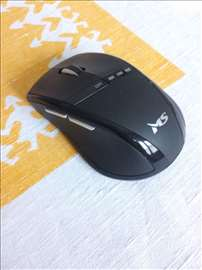 MS wireless optical mouse Stripe