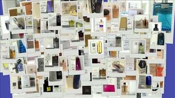 Parfemi testeri (muški i ženski)