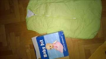 Nosiljka i vreća za spavanje