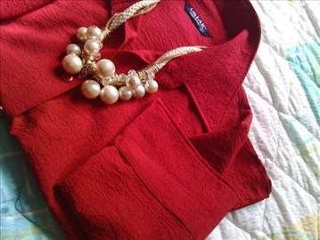 Elegantna crvena košulja