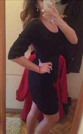 Elegantna Luna crna haljina