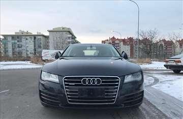 2012 Audi A7 3.0tdi 313ks led.