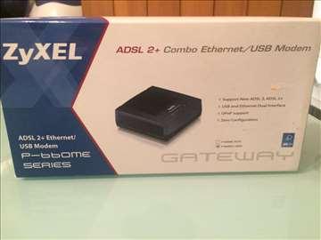 Ruter ADSL 2+combo ethernet/USB modem